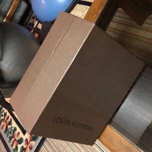 Louis Vuitton Large Hard Box